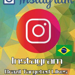 Instagram Brazil likes