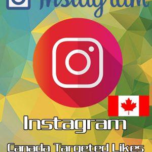 Instagram Canada likes