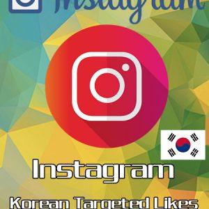 instagram korean likes