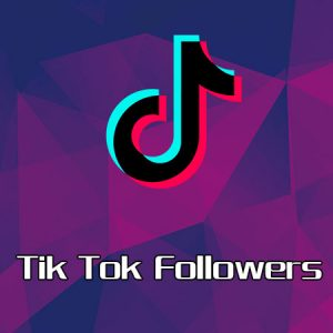 Tik Tok-followers