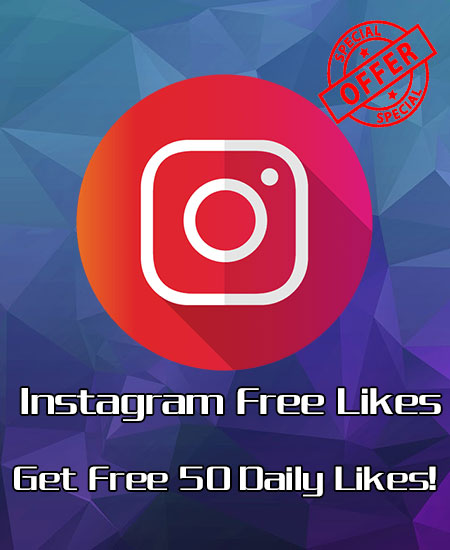Instagram Photo/Video Likes (Free 50 Likes Daily)